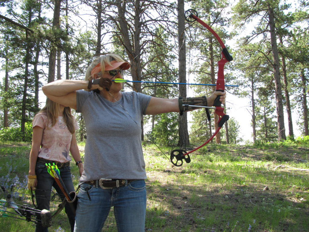 SABLES Archery Instruction