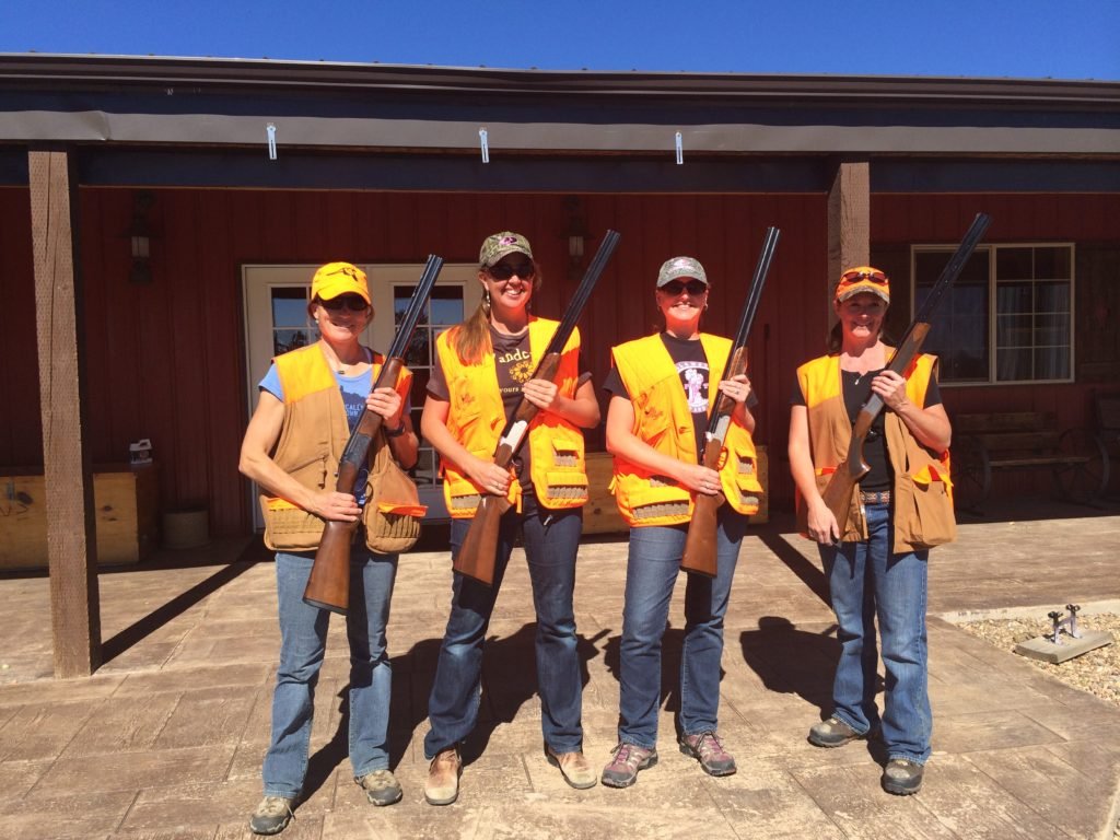 Ladies Bluffs Hunt