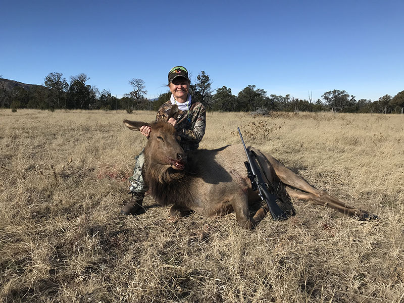 Cow Elk Hunt on New Mexico Ranch - Denver SCI Chapter